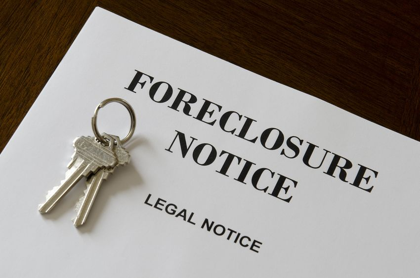 Foreclosure when filing a Bankruptcy in Orlando